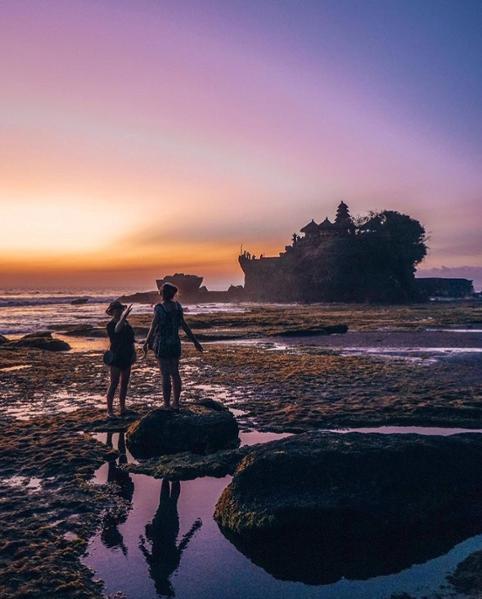 10 endroits pour des photos Instagram à couper le souffle